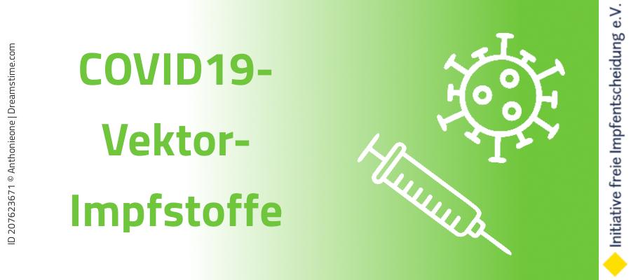 COVID19-Vektor-Impfstoffe – Genfähren in die Zelle