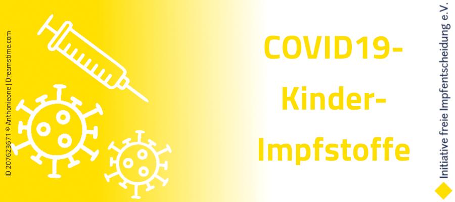 COVID-19-Kinder-Impfstoffe